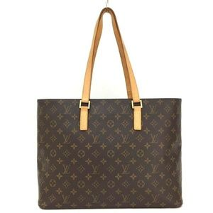 Louis Vuitton Luco Laptop/Tote Bag